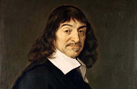 Rene Descartes travel website design